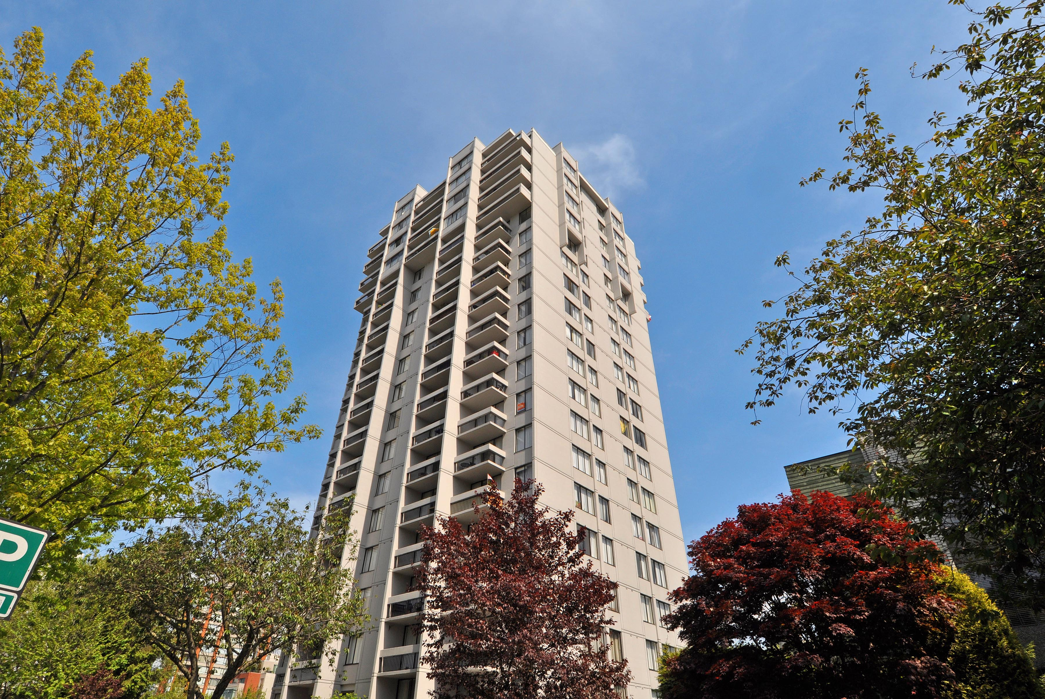 1755 Haro St, Vancouver, BC - $2,132
