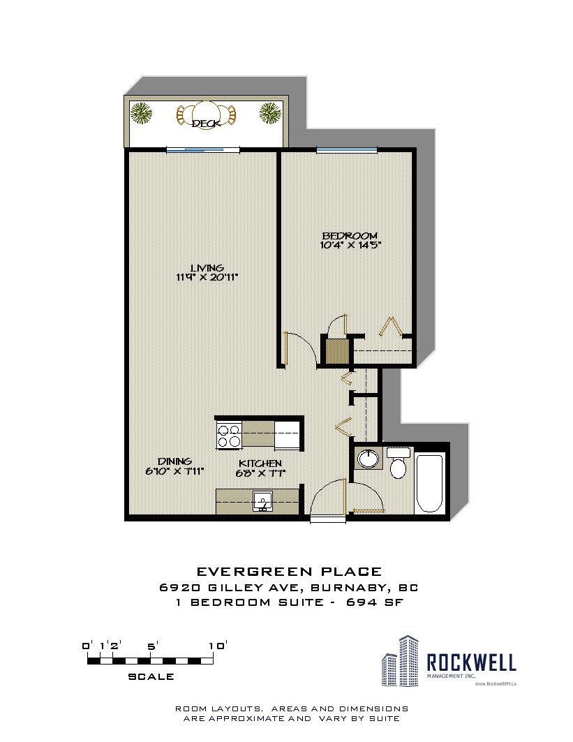 6920 Gilley Ave, Burnaby, BC - $1,600