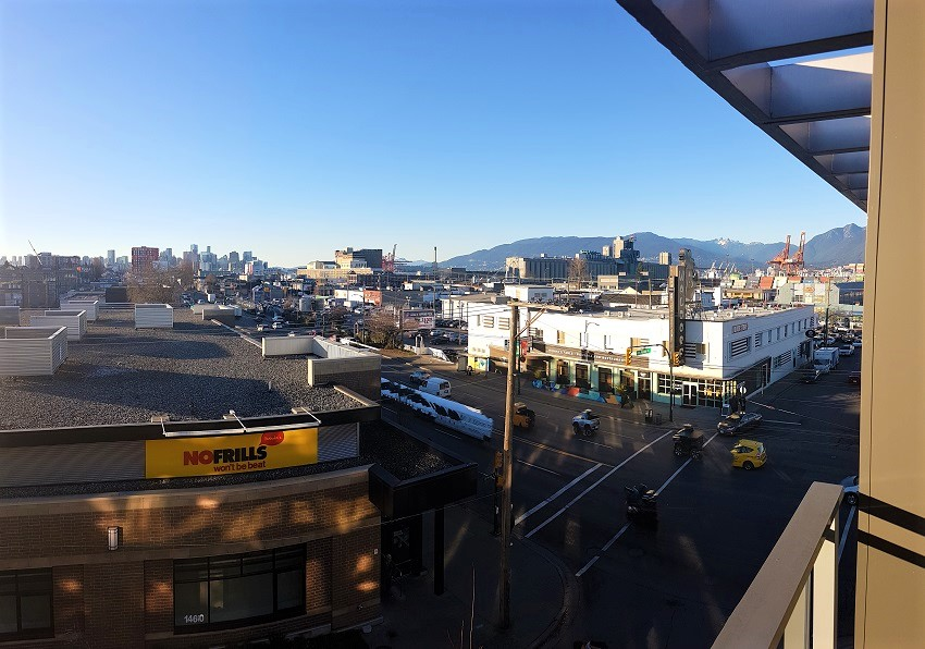 412-1588 E Hastings St, Vancouver, BC - $2,700