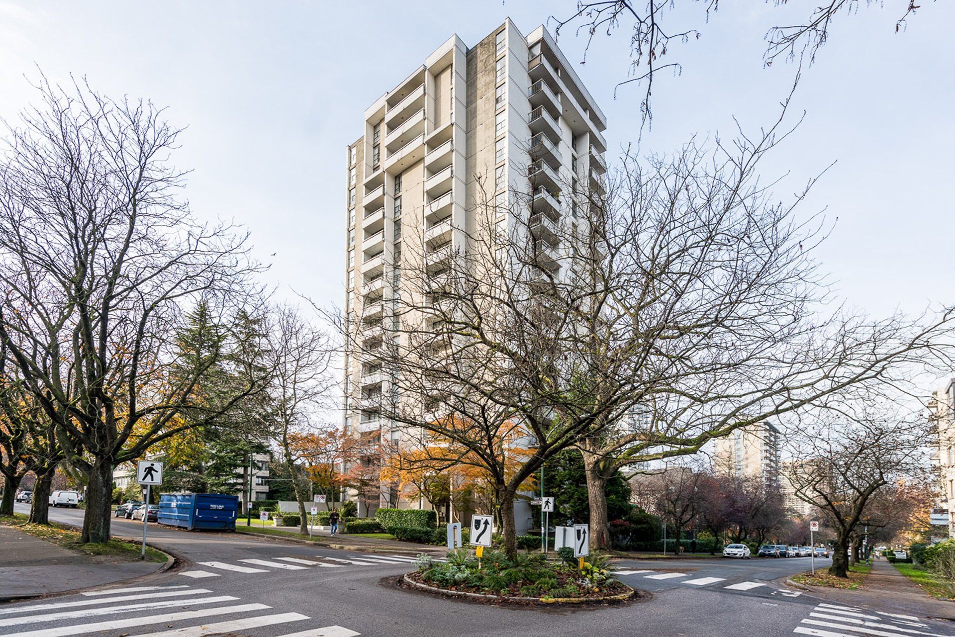 1005 Jervis St, Vancouver, BC - $2,910