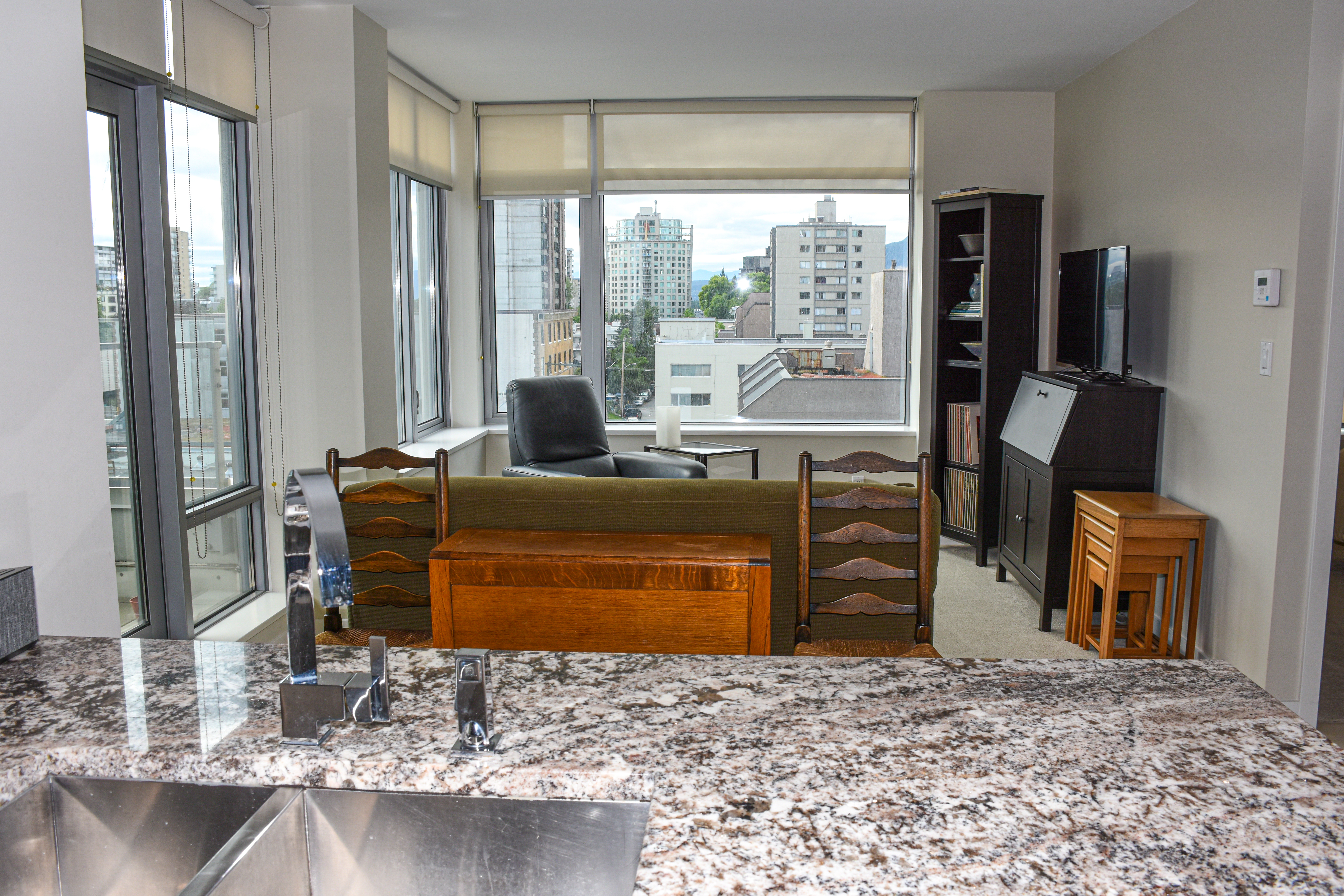 1028 Barclay Street, Vancouver, BC - $2,900