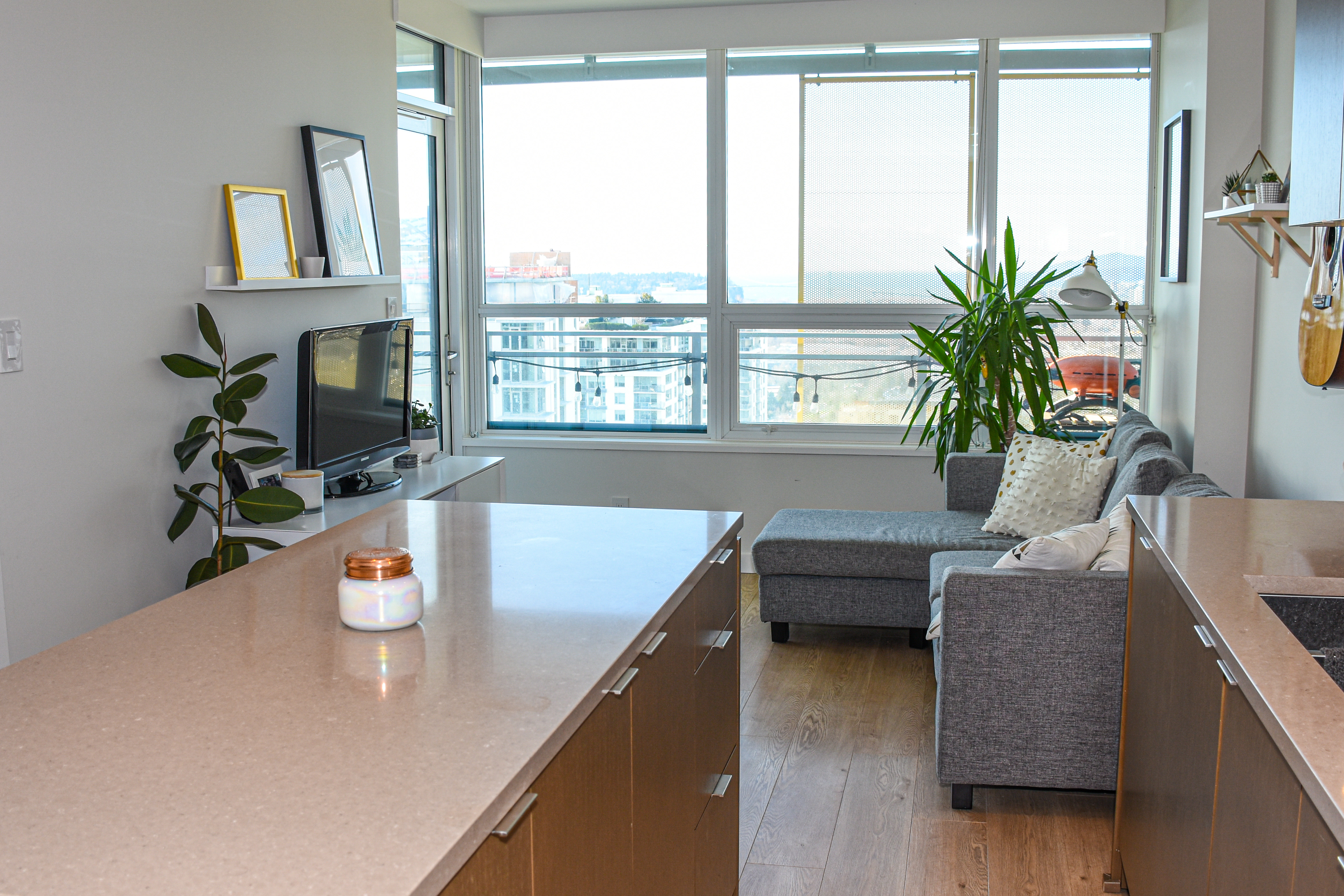 #1906 - 125 East 14th Street, North Vancouver, BC - $2,385