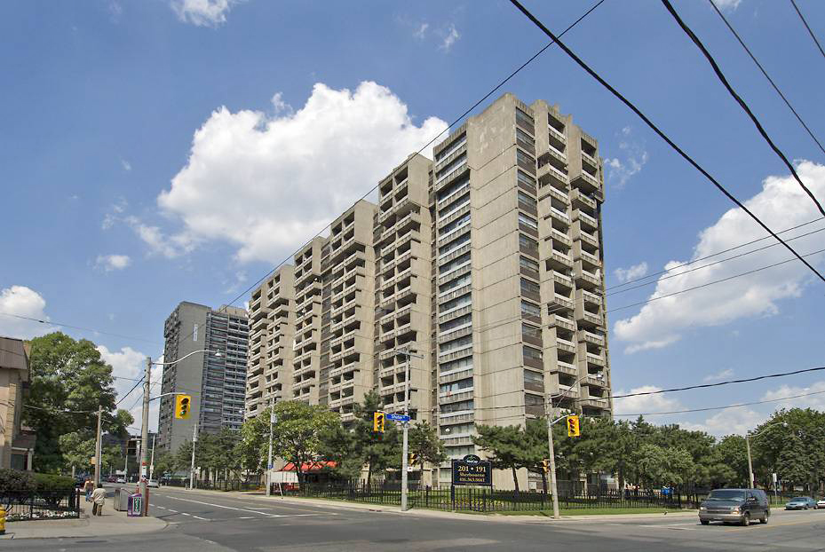 191-201 Sherbourne, Toronto, ON - $1,649